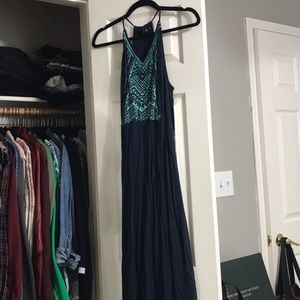 Maxi dress, Size XL from Lucky Brand.